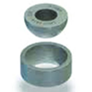 Hemispherical Cups and Washers - Zinc Plated