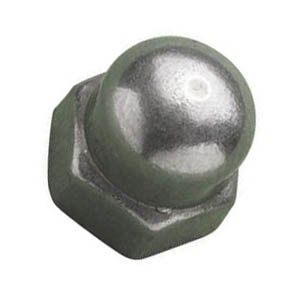 A4 316 Stainless Dome Nuts - DIN1587