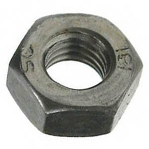 Self Colour Nylon Insert Nut