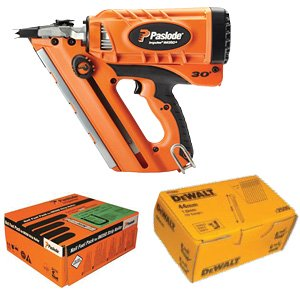 Nail Guns and Nails