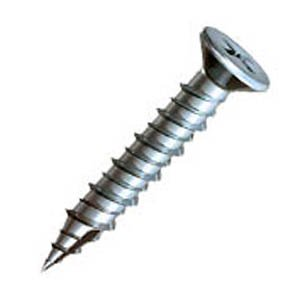 Countersunk Pozi Self Drill Screws